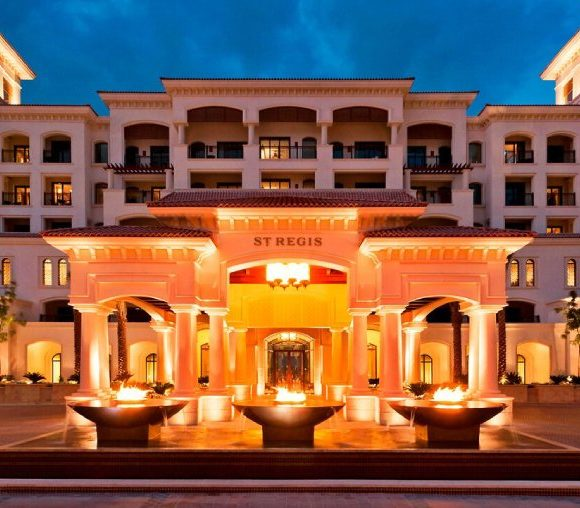 St Regis Resort Saadiyat
